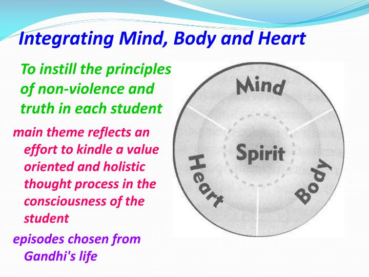 Integrating Mind, Body and Heart