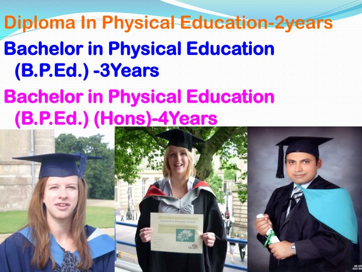 Diploma In Physical Education-2years