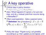 q a key operative