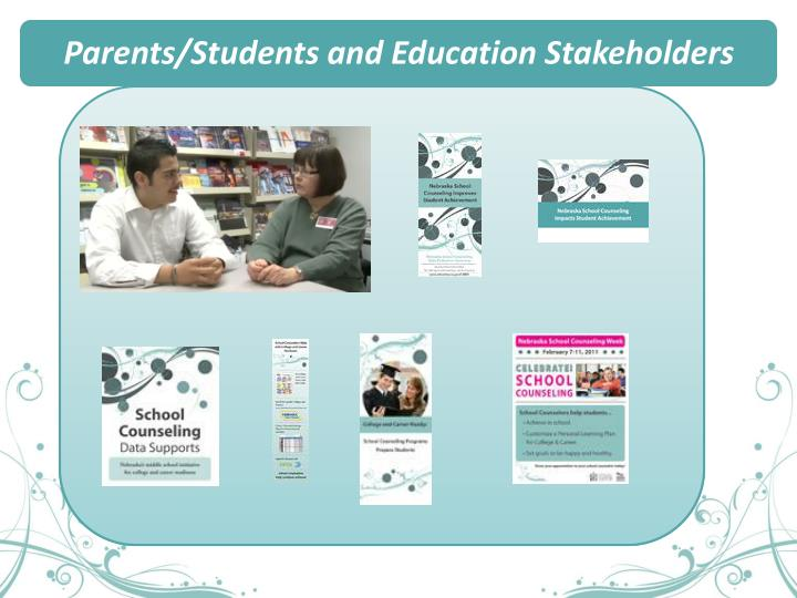 Parents/Students and Education Stakeholders