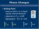 phase changes5