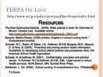 ferpa on line