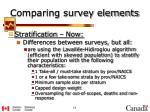 comparing survey elements2