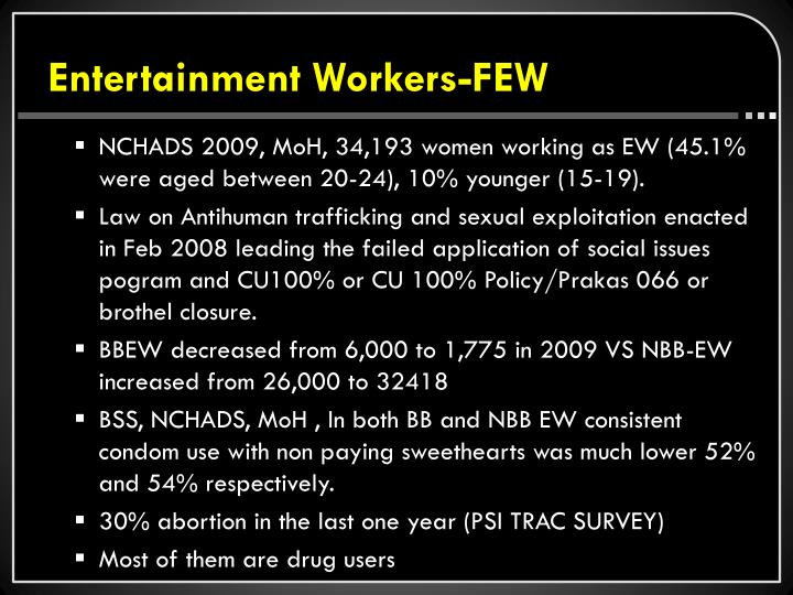 Entertainment Workers-FEW