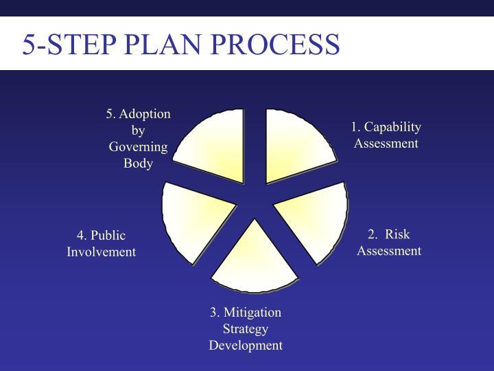 5-STEP PLAN PROCESS