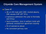 citywide care management system1