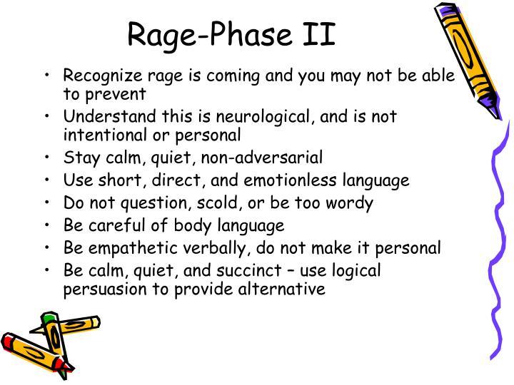Rage-Phase II