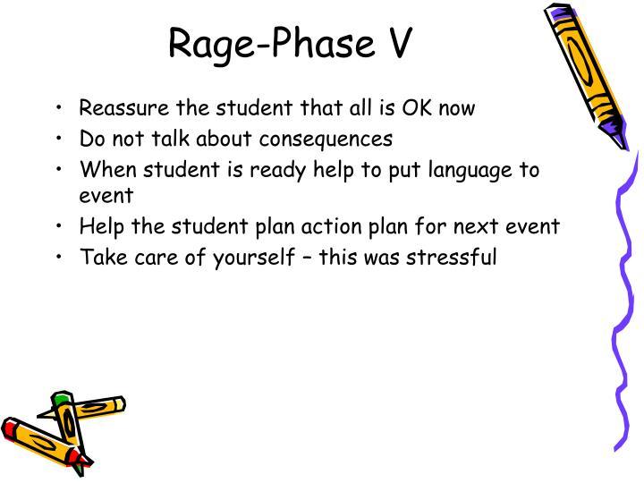Rage-Phase V