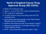 north of england cancer drug approval group ne cdag4