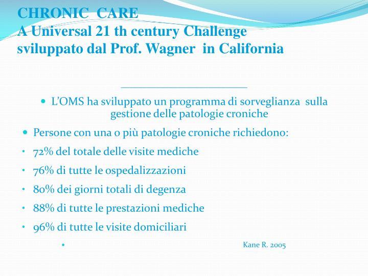 CHRONIC  CARE