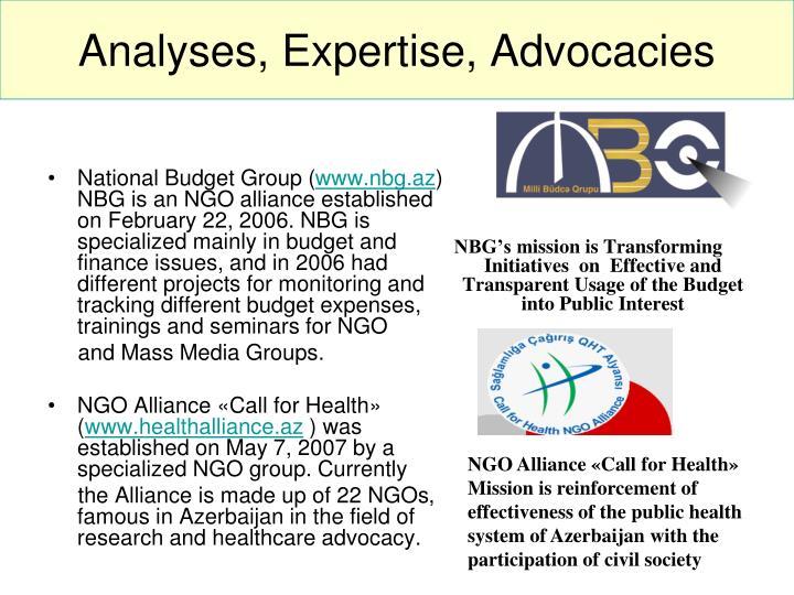 National Budget Group (