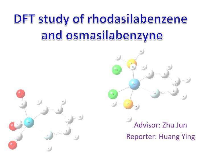 DFT study of