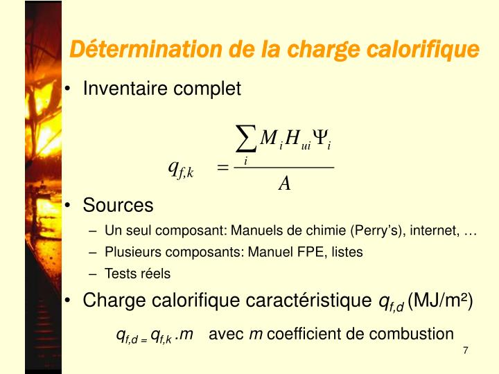 Inventaire complet