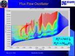 flux flow oscillator1