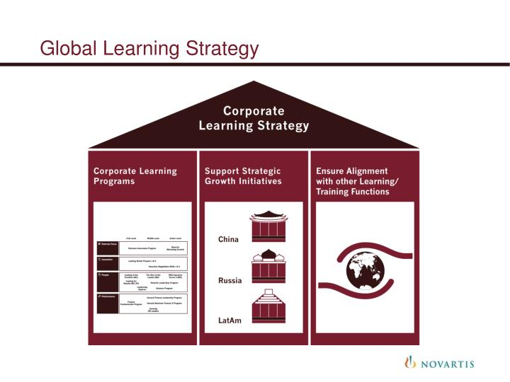 Global Learning Strategy