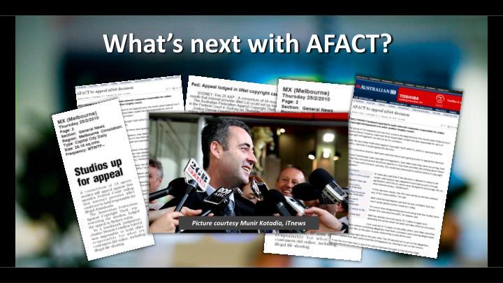 iiNet and AFACT