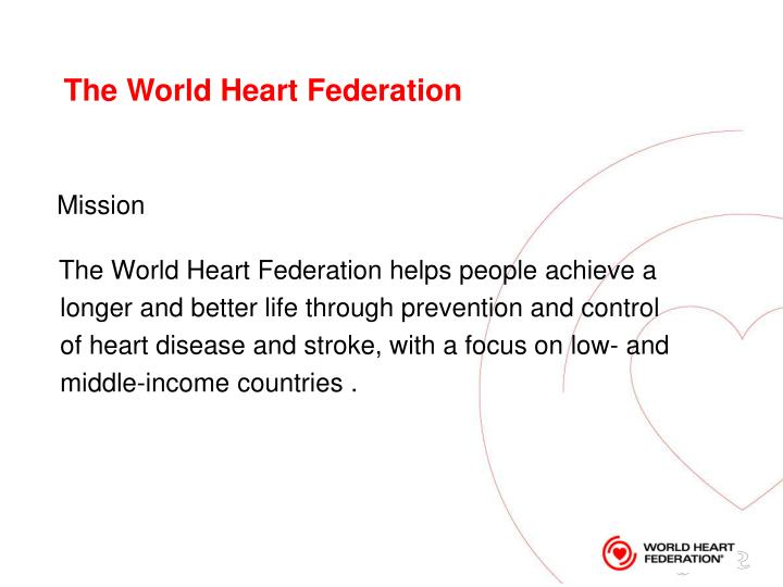 The World Heart Federation