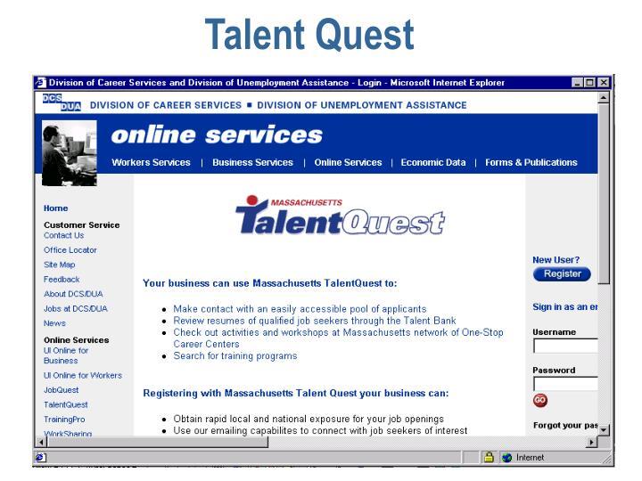 Talent Quest