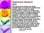 testimonium flavianum xviii
