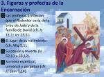 3 figuras y profec as de la encarnaci n