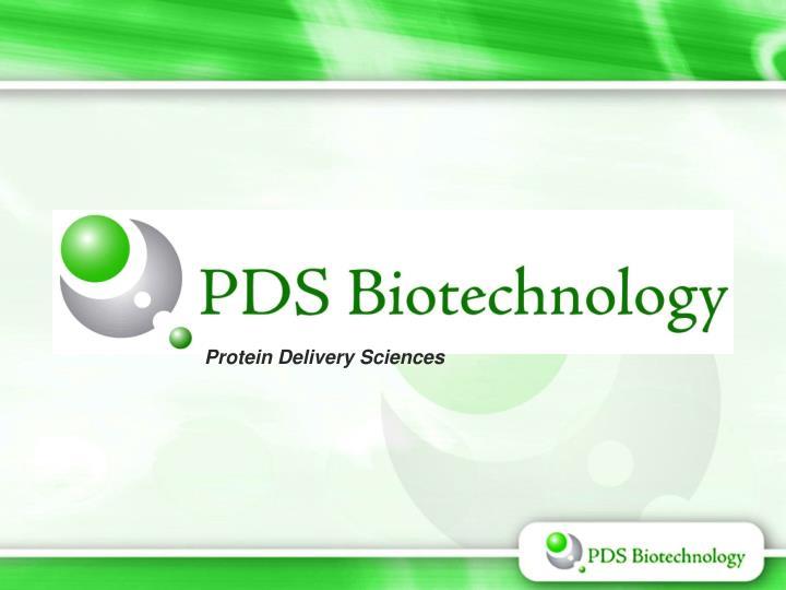 Protein Delivery Sciences