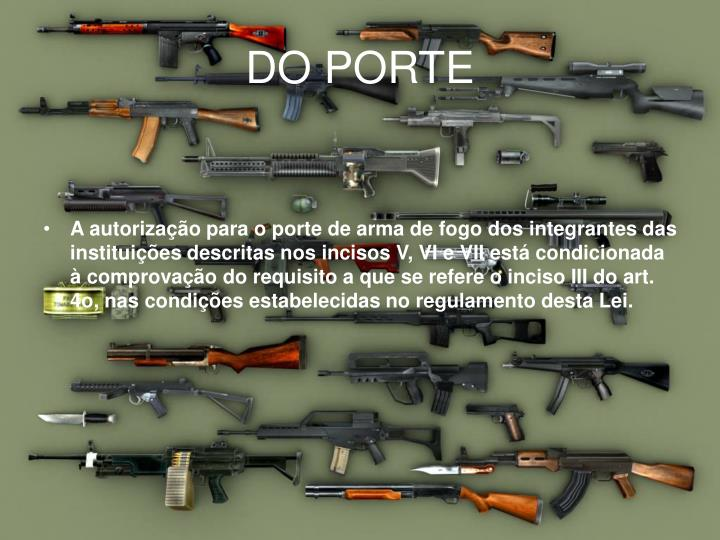 DO PORTE
