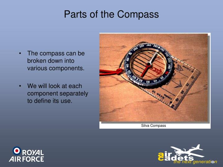 Parts of the Compass