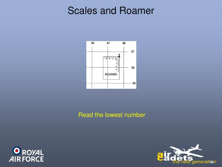 Scales and Roamer