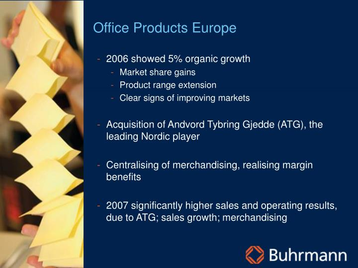 Office Products Europe