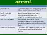 criticit
