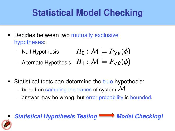 Statistical Model Checking