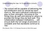 understanding the new 14 19 agenda for schools6