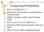 computing probabilities1