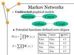 markov networks1