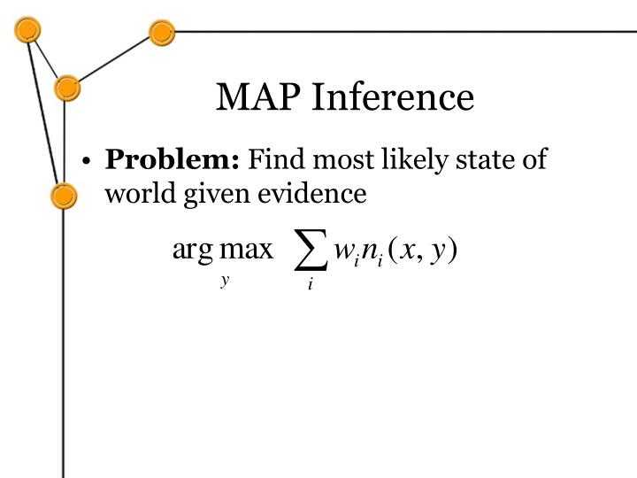 MAP Inference