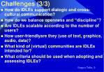 challenges 3 3