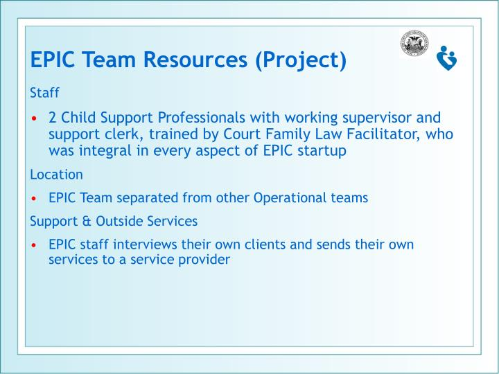 EPIC Team Resources (Project)