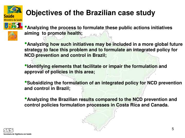 Analyzing the process to formulate these public actions initiatives aiming  to promote health;