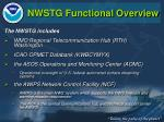nwstg functional overview1