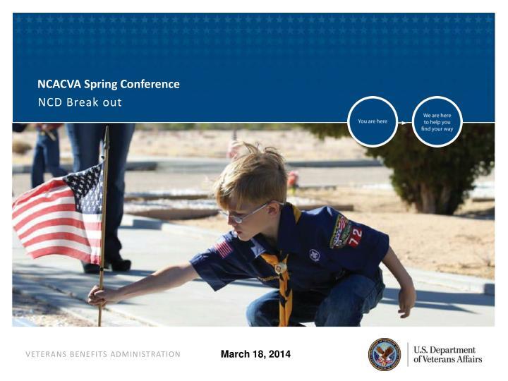 NCACVA Spring Conference