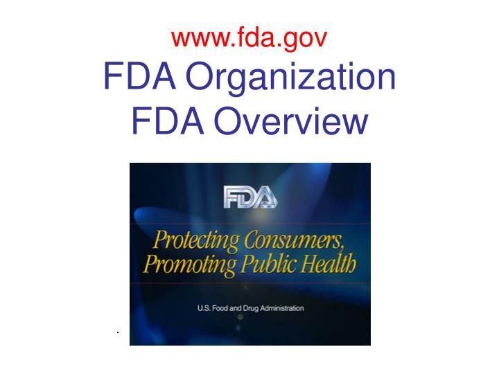 www.fda.gov
