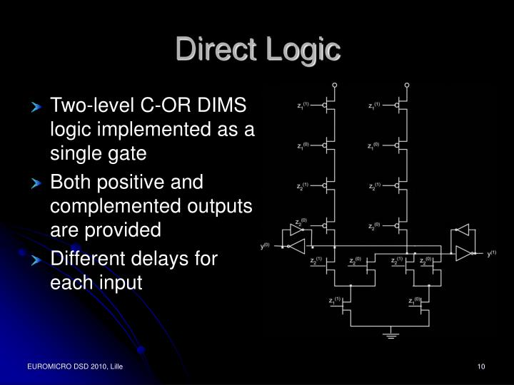 Direct Logic