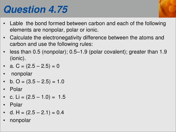 Question 4.75