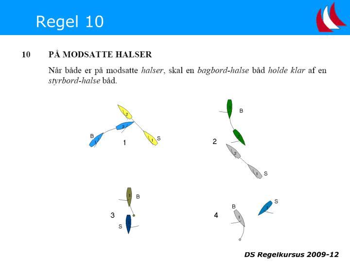 Regel 10