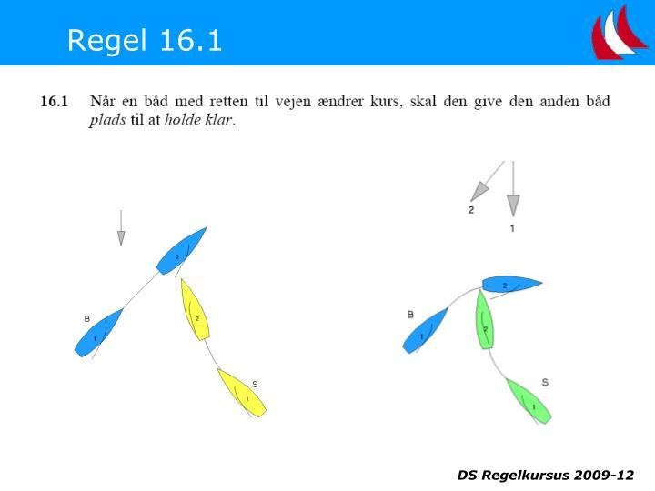 Regel 16.1
