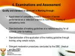 4 examinations and assessment10