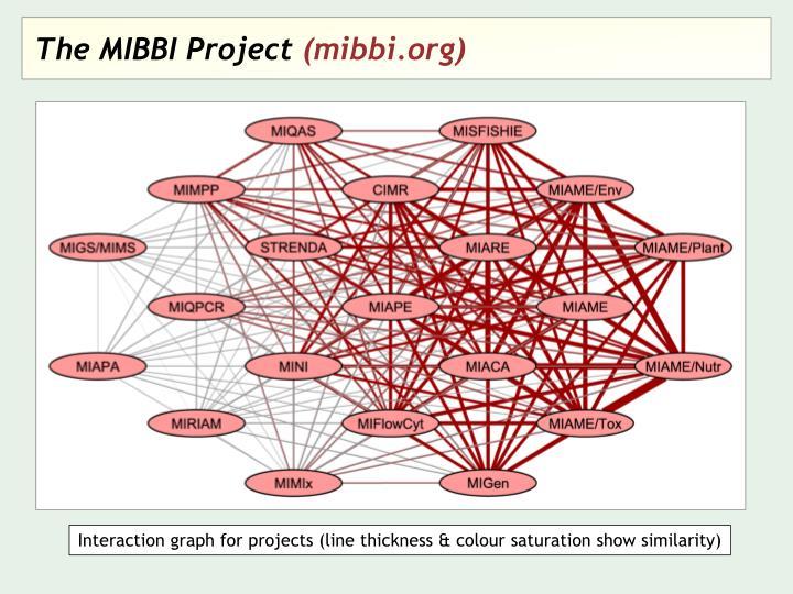 The MIBBI Project