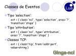 classes de eventos1