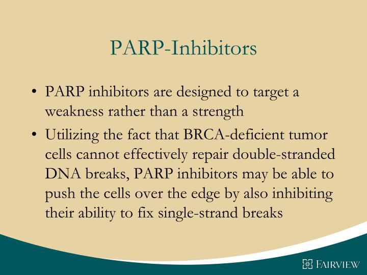 PARP-Inhibitors