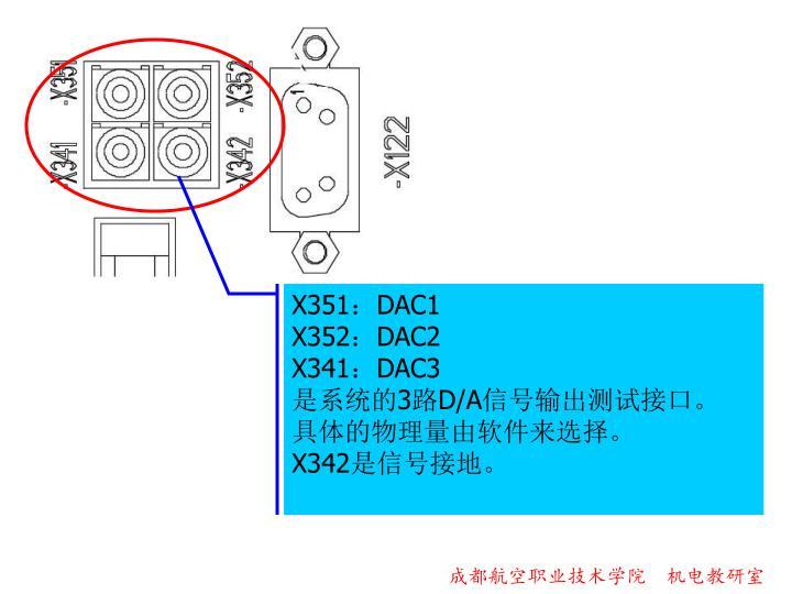 X351:DAC1
